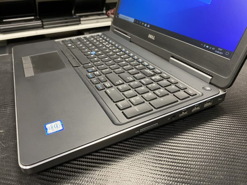 laptop dell precision 7520